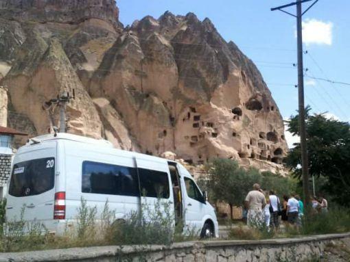 yazıcı grup minibüs otobüs servis ve turizm işletmeciliği çubuk ankara